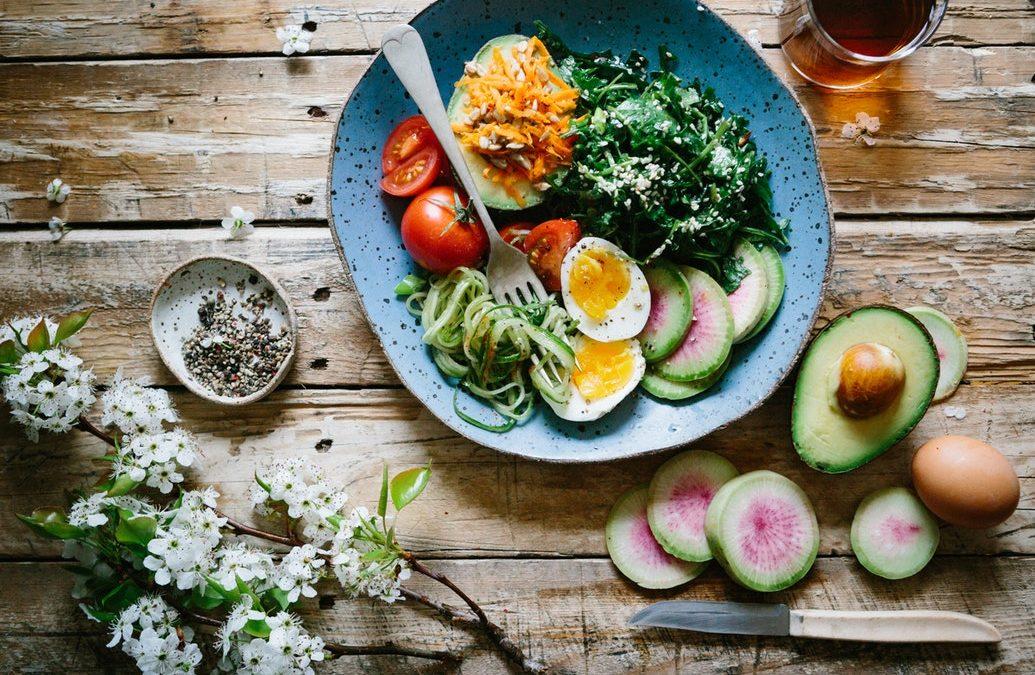 Manger healthy et se régaler à Lille